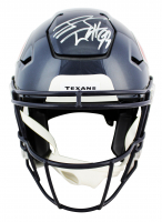 J. J. Watt Signed Texans SpeedFlex Authentic On-Field Full-Size Helmet (JSA COA & Watt Hologram) at PristineAuction.com