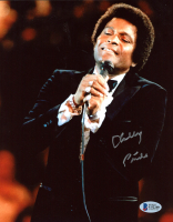 Charley Pride Signed 8x10 Photo (Beckett COA) at PristineAuction.com