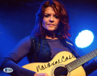 Rosanne Cash Signed 8x10 Photo (Beckett COA) at PristineAuction.com