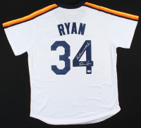 "Nolan Ryan Signed Astros Jersey Inscribed ""Don't Mess With Texas"" (PSA COA) at PristineAuction.com"