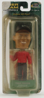 Tiger Woods Bobblehead With Upper Deck Trading Card at PristineAuction.com