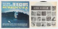 "The Beach Boys 1963 ""Surfin' U.S.A."" Vinyl Record Album at PristineAuction.com"