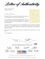 Harry Houdini Signed 1921 Letter (PSA LOA) at PristineAuction.com