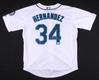Felix Hernandez Signed Mariners Jersey (JSA COA) at PristineAuction.com