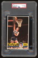 Bill Walton Signed UCLA Bruins 4x6 Collectors Card (PSA Encapsulated & JSA SOA) at PristineAuction.com