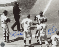 Ron Swoboda, Ed Kranepool & Jerry Grote Signed Mets 1969 World Series 8x10 Photo (Real Deal COA) at PristineAuction.com