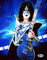 Tommy Thayer Signed Kiss 8x10 Photo at PristineAuction.com