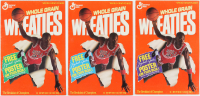 Lot Of (3) Wheaties Michael Jordan Posters at PristineAuction.com