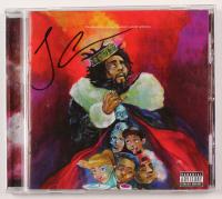 "J. Cole Signed ""KOD"" CD Cover (PSA COA) at PristineAuction.com"