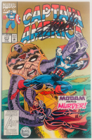 "Stan Lee Signed 1993 ""Captain America"" Issue #413 Marvel Comic Book (Lee COA) at PristineAuction.com"