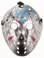 "Warrington Gillette Signed ""Friday the 13th"" Mask Inscribed ""Jason II"" (Legends COA) at PristineAuction.com"