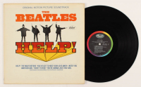 """The Beatles """"Help!"""" Vinyl Record LP at PristineAuction.com"""