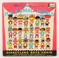 "Original Vintage 1965 Walt Disney's ""It's A Small World"" Vinyl Record LP at PristineAuction.com"