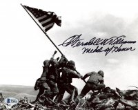 "Herschel Williams Signed 8x10 Photo Inscribed ""Medal Of Honor"" (Beckett COA) at PristineAuction.com"
