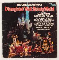 "Original Vintage ""Disneyland / Walt Disney World"" Vinyl Record LP at PristineAuction.com"