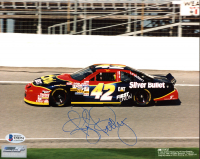 Kyle Petty Signed NASCAR 8x10 Photo (Beckett COA) at PristineAuction.com