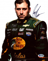 Ryan Newman Signed NASCAR 8x10 Photo (Beckett COA) at PristineAuction.com