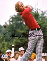 Johnny Miller Signed 8x10 Photo (Beckett COA) at PristineAuction.com