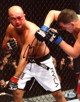 B.J. Penn Signed UFC 8x10 Photo (Beckett COA) at PristineAuction.com