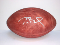 Tom Brady Signed Official Super Bowl LI Game Ball Football (TriStar Hologram) at PristineAuction.com