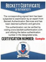 Jeff Gordon Signed LE NASCAR 3M Mini-Helmet with Display Case (Beckett COA & Gordon Hologram) at PristineAuction.com