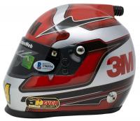 Jeff Gordon Signed LE NASCAR 3M Mini-Helmet (Beckett COA & Gordon Hologram) at PristineAuction.com