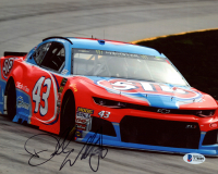 Bubba Wallace Signed 8x10 Photo (Beckett COA) at PristineAuction.com