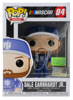 Dale Earnhardt Jr. Signed NASCAR #04 Funko Pop! Vinyl Figure (Beckett COA, PA COA & Earnhardt Jr. Hologram) at PristineAuction.com