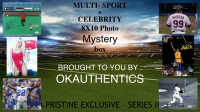 OKAUTHENTICS Multi-sport & Celebrity 8x10 Photo Mystery Box Series III at PristineAuction.com