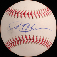 Deion Sanders Signed OML Baseball (Beckett COA) at PristineAuction.com