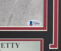 "Richard Petty Signed ""The King"" 11x14 Custom Framed Photo Display (Beckett COA) at PristineAuction.com"