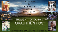 OKAUTHENTICS Multi-Sport & Celebrity 11x14 Mystery Box - Series IV at PristineAuction.com