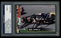 Dale Earnhardt Sr. Signed 1998 Maxx #95 Dale Earnhardt's Car (PSA Encapsulated) at PristineAuction.com