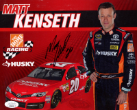 Matt Kenseth Signed NASCAR 8x10 Photo (JSA COA) at PristineAuction.com