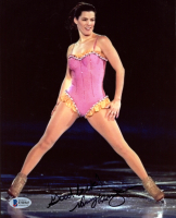 "Nancy Kerrigan Signed 8x10 Photo Inscribed ""Good Luck!"" (Beckett COA) at PristineAuction.com"