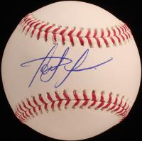 Fernando Taits Jr. Signed OML Baseball (JSA COA) at PristineAuction.com