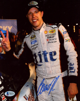 Brad Keselowski Signed NASCAR 8x10 Photo (Beckett COA) at PristineAuction.com