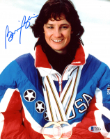 Bonnie Blair Signed Team USA 8x10 Photo (Beckett COA) at PristineAuction.com