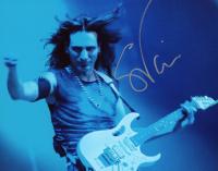 Steve Vai Signed 8x10 Photo (JSA COA) at PristineAuction.com