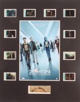 """""""X-Men: First Class"""" LE 8x10 Custom Matted Original Film / Movie Cell Display at PristineAuction.com"""