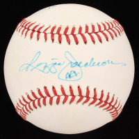 Reggie Jackson Signed OAL Baseball (Beckett COA) at PristineAuction.com