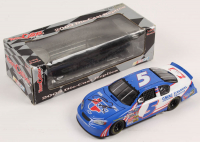 Brian Vickers Signed #5 Carquest / GMAC Financial Services 2003 Chevrolet Monte Carlo 1:24 Scale Die Cast Car (JSA COA) at PristineAuction.com