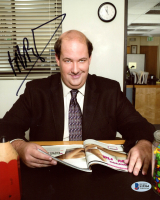 "Brian Baumgartner Signed ""The Office"" 8x10 Photo (Beckett COA) at PristineAuction.com"