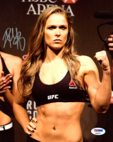 Ronda Rousey Signed UFC 8x10 Photo (Beckett COA) at PristineAuction.com