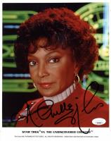 """Nichelle Nichols Signed """"Star Trek"""" 8x10 Photo (JSA COA) at PristineAuction.com"""