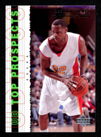 LeBron James 2003 Upper Deck Top Prospects LeBron James Promos #P3 at PristineAuction.com