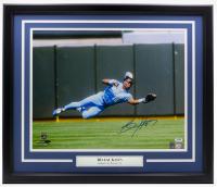 Bo Jackson Signed Royals 16x20 Custom Framed Photo (PSA COA & Jackson Hologram) at PristineAuction.com