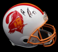 Rob Gronkowski Signed Buccaneers Full-Size Authentic On-Field Helmet (Radtke COA) at PristineAuction.com