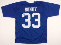 "Ed O'Neill Signed Jersey Inscribed ""Al Bundy"" & ""Polk High"" (Schwartz COA) at PristineAuction.com"