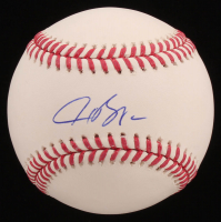 Alex Bregman Signed OML Baseball (PSA COA) at PristineAuction.com